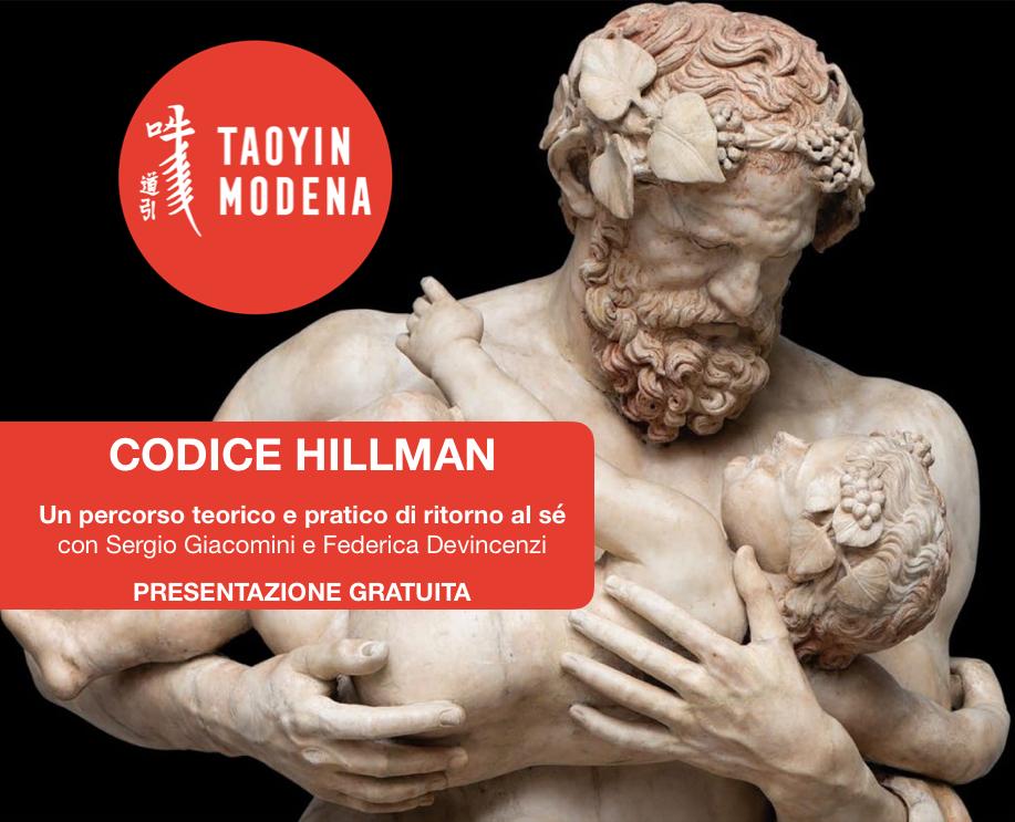 Codice Hillman - Percorso teorico e pratico di ritorno al sé