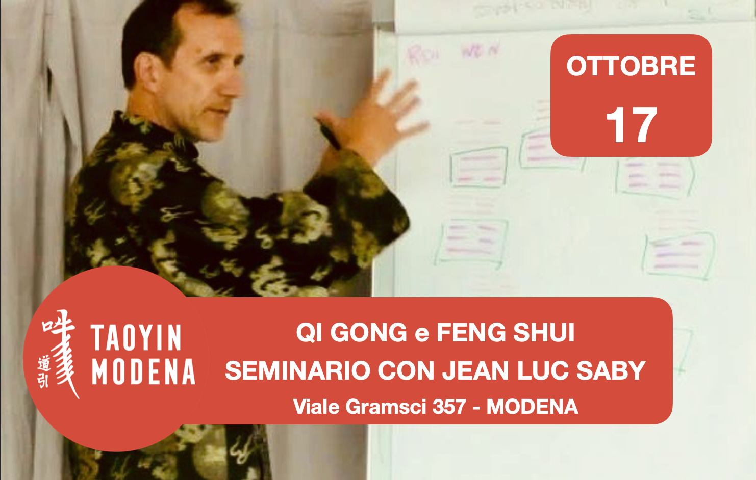 Qi Gong e Feng Shui 2020